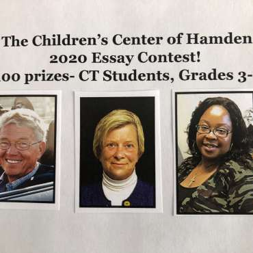 Essay Contest, Winners Announced!